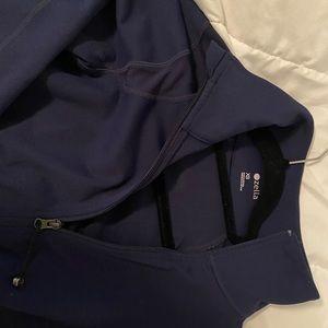 Zella All Day Zip Jacket